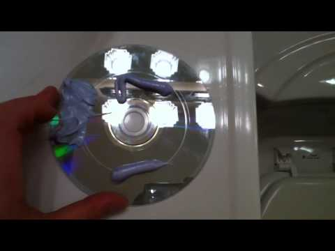 How to Get Scratches off a Game Disc!