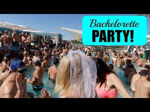 Bachelorette Party!   Vlog September 12th-17th