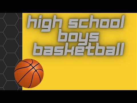 Donovan High School Boys Basketball JV and Varsity Game vs. Illinois Lutheran High School