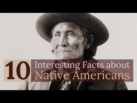 10 Interesting Facts about Native Americans