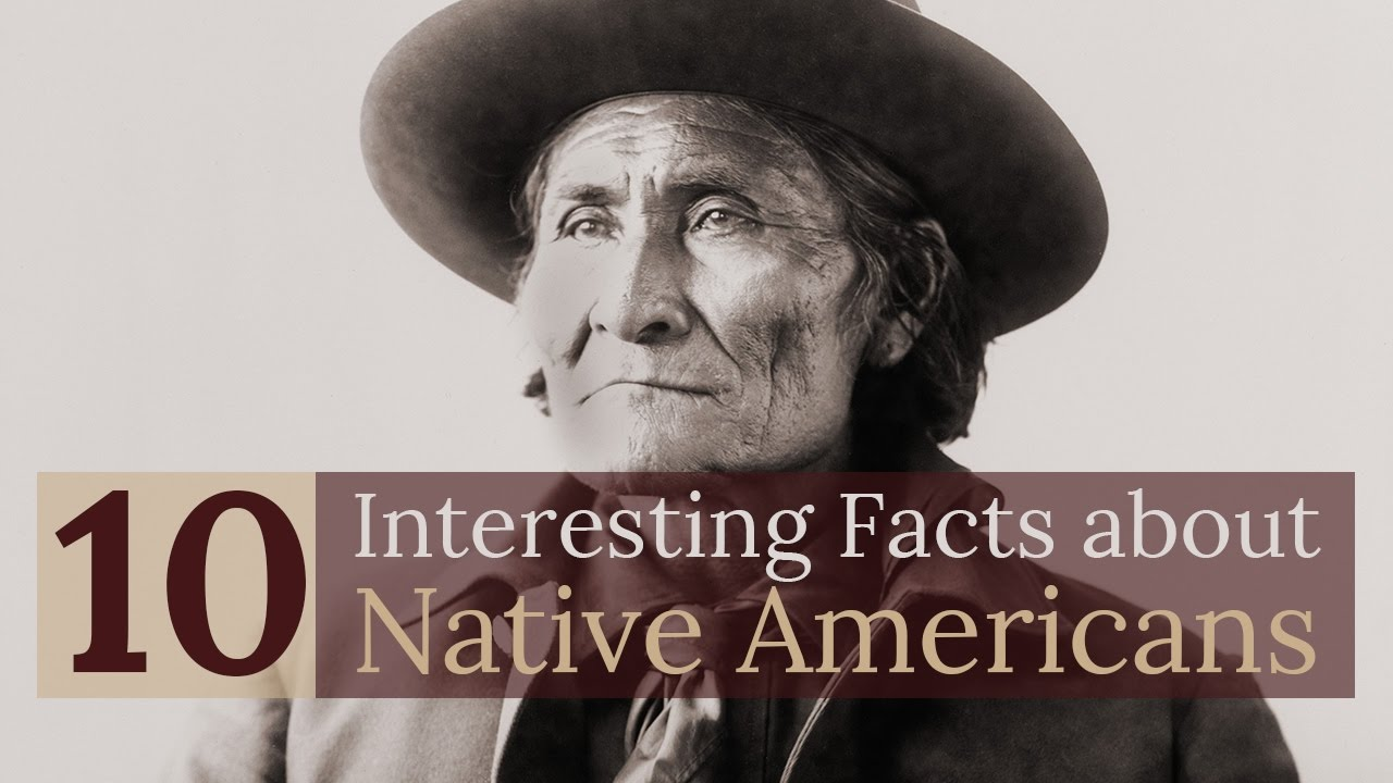10 interesting facts about native americans youtube for Interesting fact about america