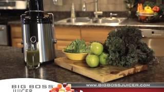 BigBoss Juicer