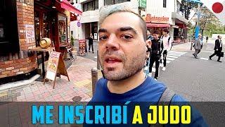 Me inscribí a judo en Japón (Kodokan) | Riken's Life