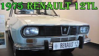 1975 Renault 12 TL 1.3L | Review
