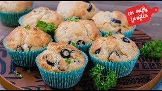 Kahvaltı ve Çay Saati için İkramlık Zeytinli ve Peynirli Kolay Kek Tarifi (Kahvaltılık Tarifler)