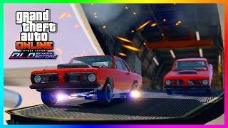 GTA Online Import/Export Old School Motors DLC Trailer Concept - NEW Vehicles, Cars & MORE! (GTA 5)
