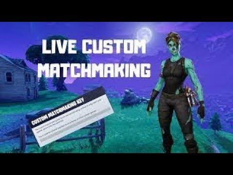 (NA-EAST) CUSTOM MATCHMAKING SOLO/DUO/SQUAD SCRIMS FORTNITE LIVE / PS4,XBOX,PC,MOBILE,SWITCH