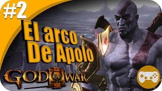 god of war 3   el arco de apolo 2