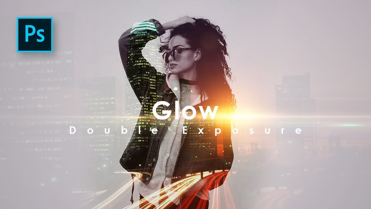 how to create glows in photoshop