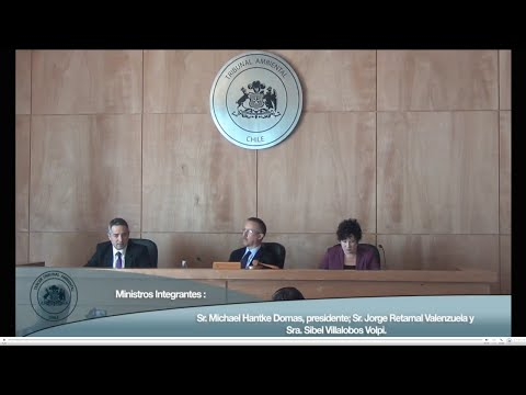 Audiencia de alegatos Causa R-11-2015