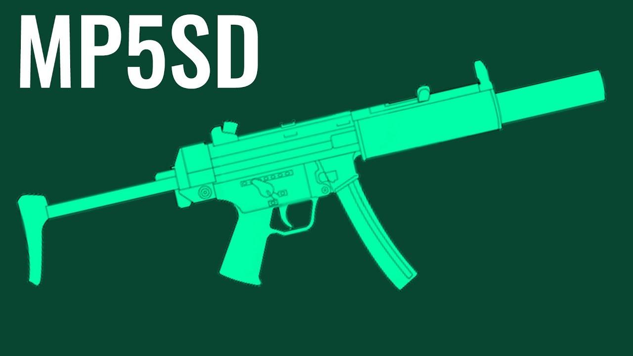 Download MP5SD - Comparison in 20 Different Games
