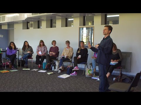 Art Therapy Courses: Rob Gray (Art Therapist, Psychologist, Theologian)