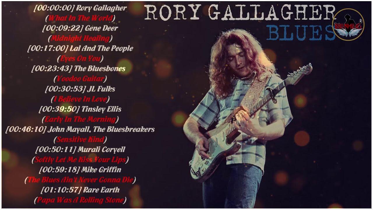 Download Slow Blues Rock Ballads Songs 😍💖 B.B. King, Eric Clapton, Buddy Guy, John Mayall 😍💖