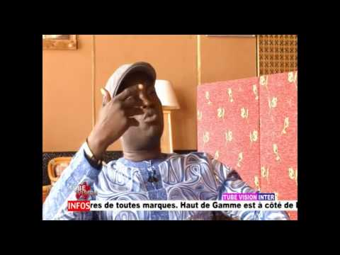 Interview King Papavi Mensah​ TUBE VISION