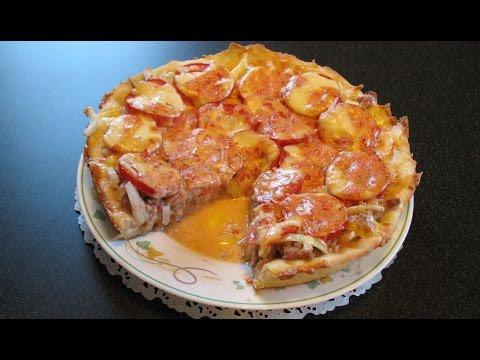 как приготовить пиццуиз YouTube · Длительность: 7 мин34 с