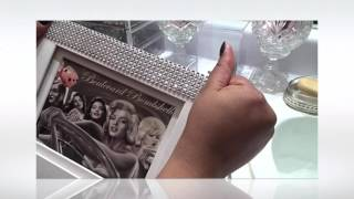 Bling DIY Picture Frame Video