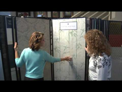 Fifth Avenue Designs - York Wallcoverings 2011