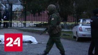 Смотреть видео Дагестан един: в республике скорбят о погибших во время нападения на православный храм - Россия 24 онлайн
