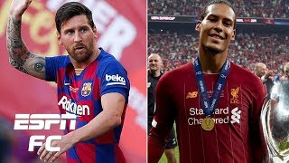 Is Lionel Messi less influential for Barcelona than Virgil van Dijk for Liverpool? | Extra Time
