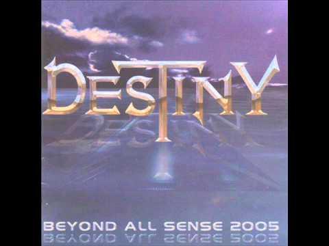 Destiny [Swe] [2005] Beyond All Sense 2005  FULL ALBUM