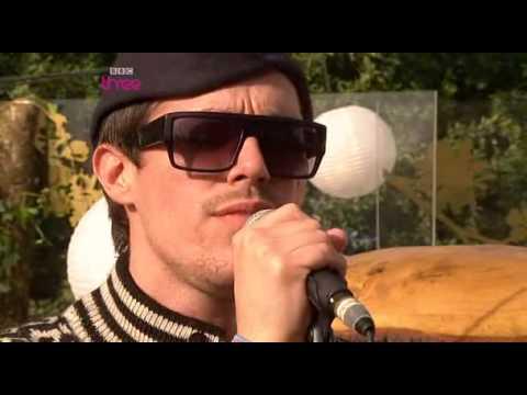 Sam Sparro - Black and Gold - Glastonbury 2008