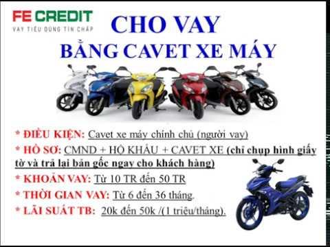Cho Vay Bang Cavet Xe