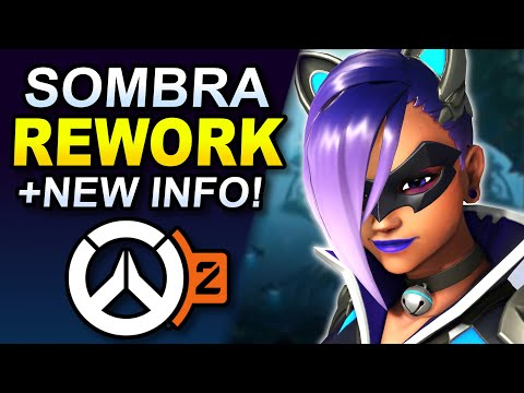"""Download New Feature """"REALLY SOON"""", Map Teasers, Sombra Rework, & MORE! (Overwatch 2 Developer AMA)"""
