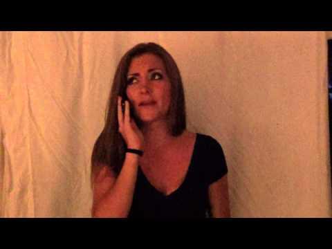 Vanessa Ross  Hostess  Monologue