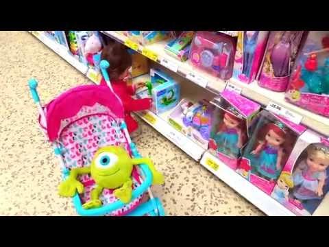 Little Monster at Supermarket / Shopping Song