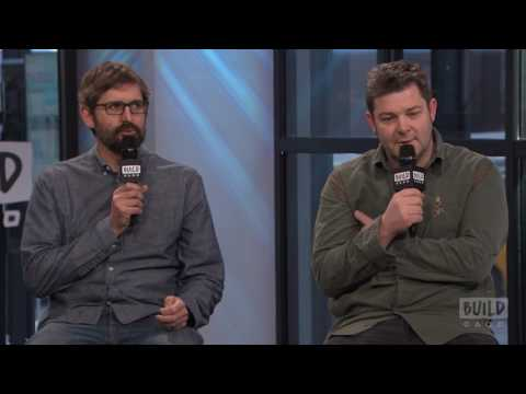 "Louis Theroux And John Dower Discuss Their Documentary, ""My Scientology Movie"""