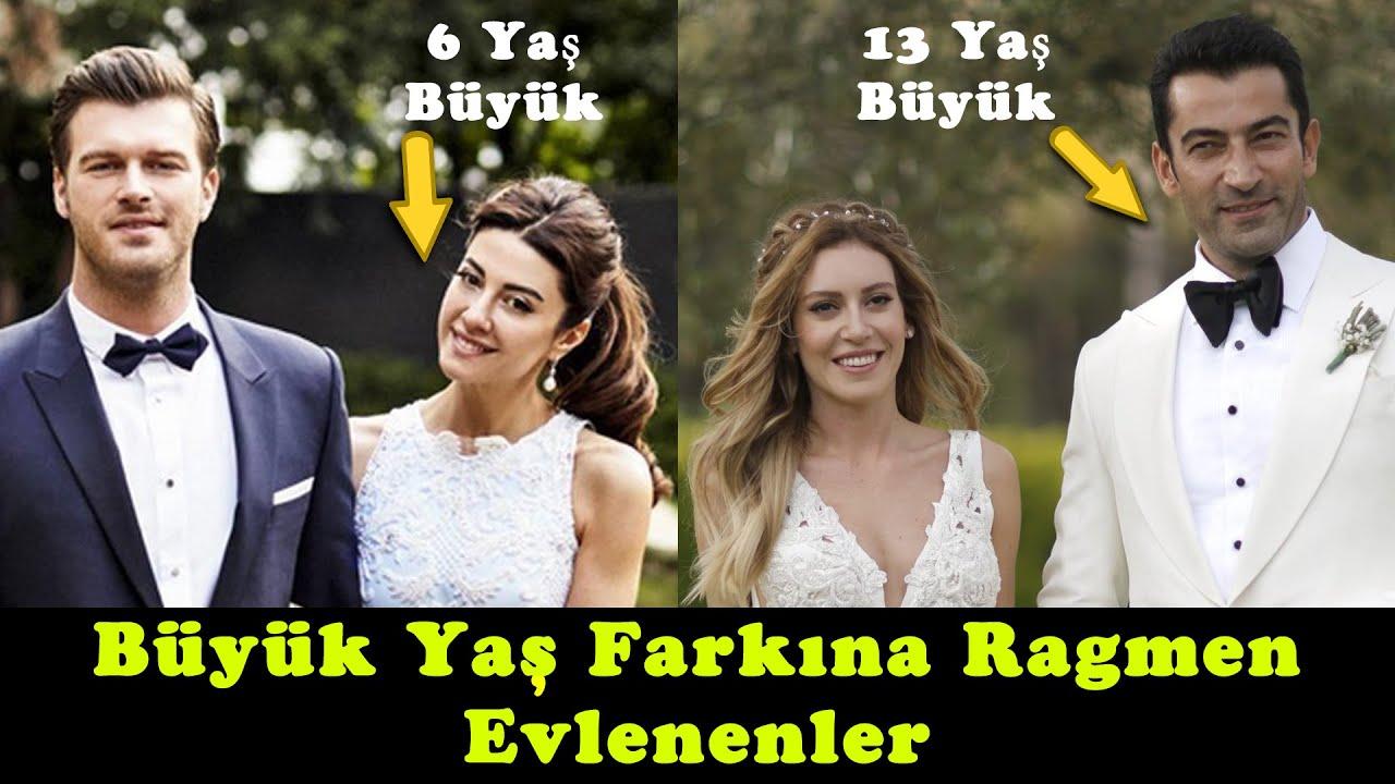 Yaş Farklarıyla Gündeme Gelen İlişkiler #PınarAltuğ #YağmurAtacan
