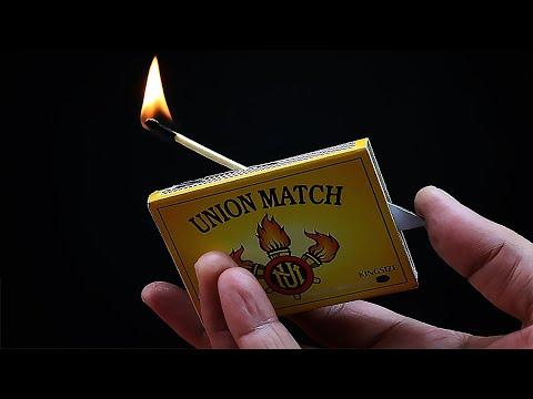 How to transform a Matchbox to a Lighter fier,  Cool idea