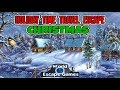 Holiday Time Travel Escape Christmas Walkthrough