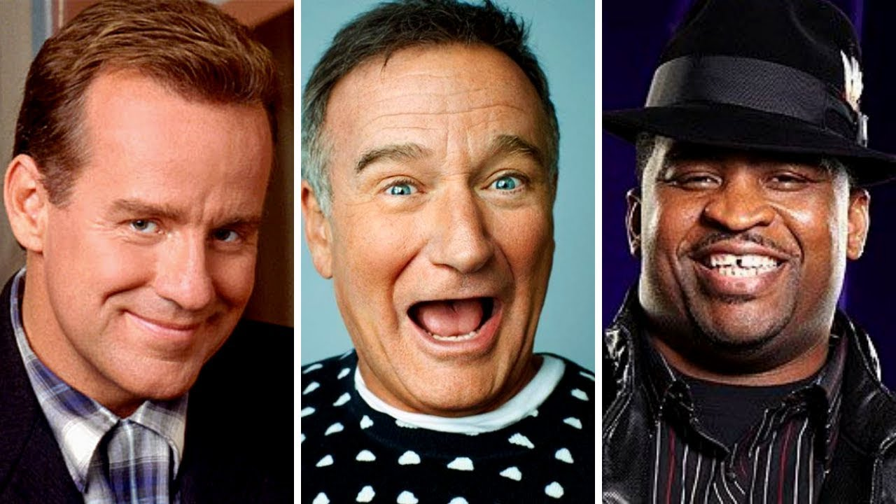 10 Dead Comedians Who Left Great Stand Up Behind