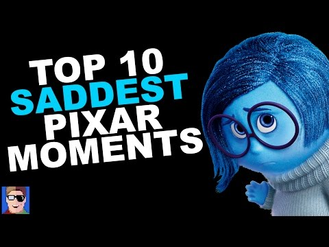 Top 10 Saddest Moments in Pixar Movies