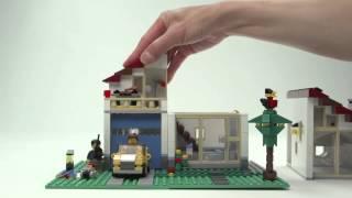 Lego® Creator Designer Tips - Family House