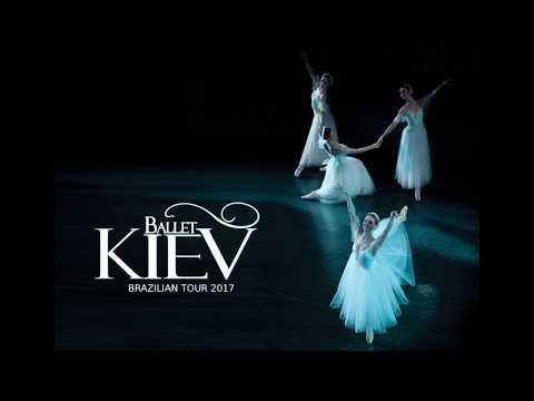 Kiev Ballet - Tatiana Golyakova - Hello Brasil