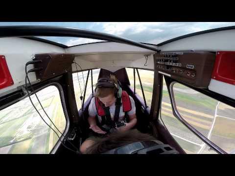 Citabria Aerobatic Vomit