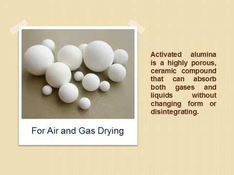 Activated Alumina Balls | Air Drying Desiccant