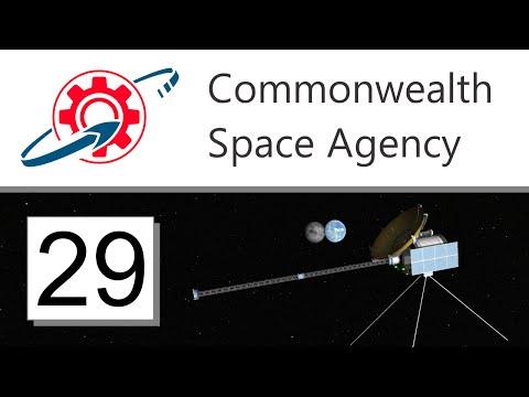 Kerbal Commonwealth Space Agency - 29. Beyond Mission Parameters (KSP 1.1.2)