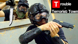 AIRSOFT TTT - Liars and Criminals