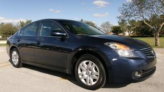 2009 Nissan Altima 2.5 S Sedan.  FOR SALE $3,200.00