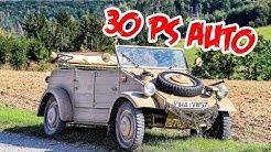75 Jahre altes Auto | VW Kübelwagen