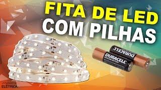 FITA DE LED sem FIO! 💡
