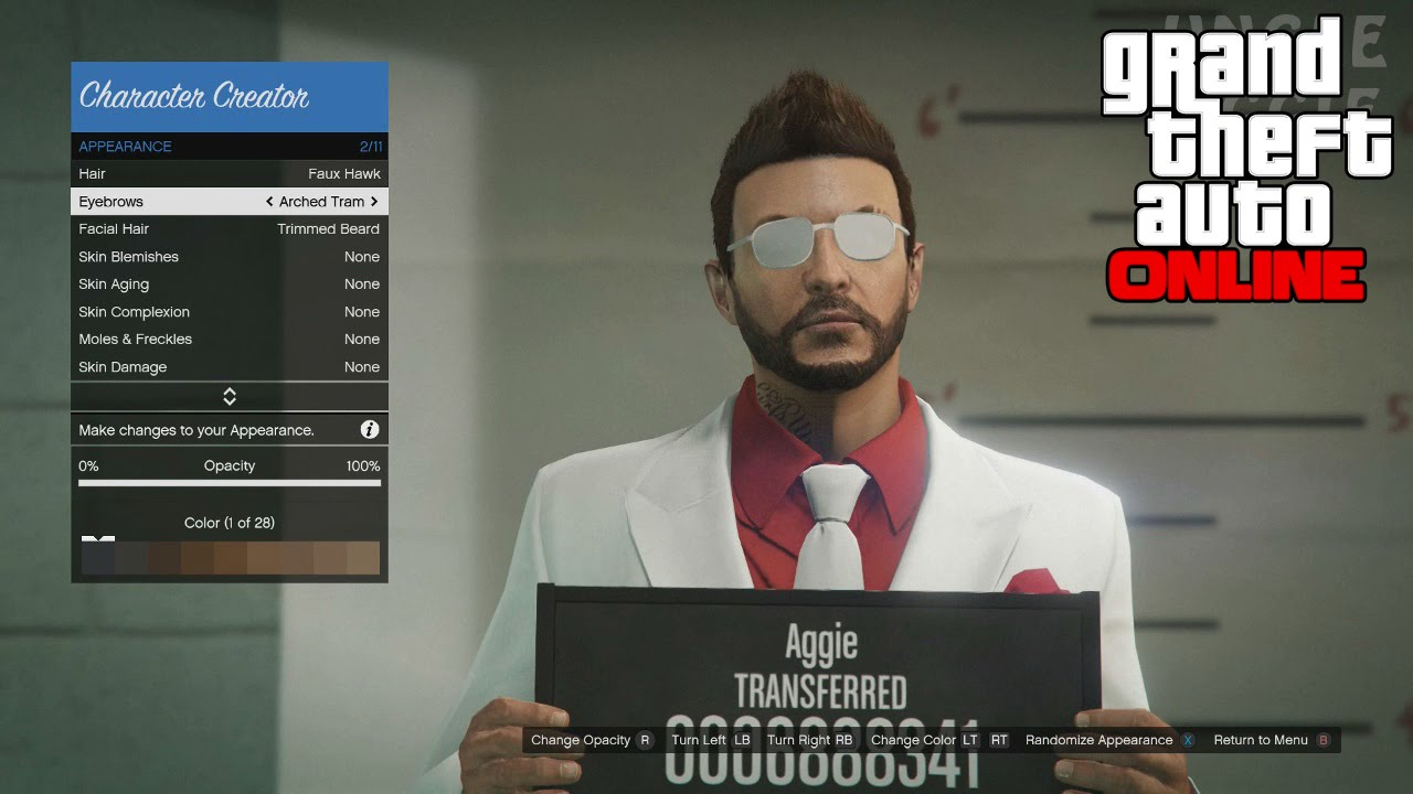 -GTA 5 Online-[How to make your character look like Vin