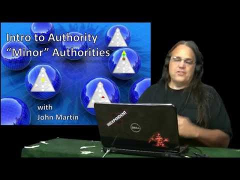 Human Design - Intro to Authorities (Minor)