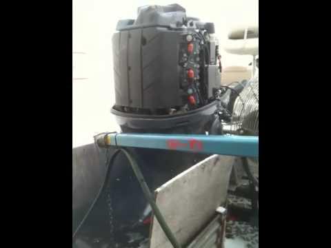 250xb doovi for Yamaha outboard break in procedure