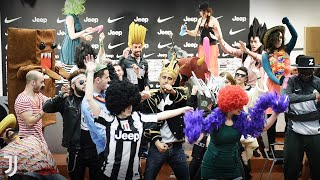 harlem shake juventus football club