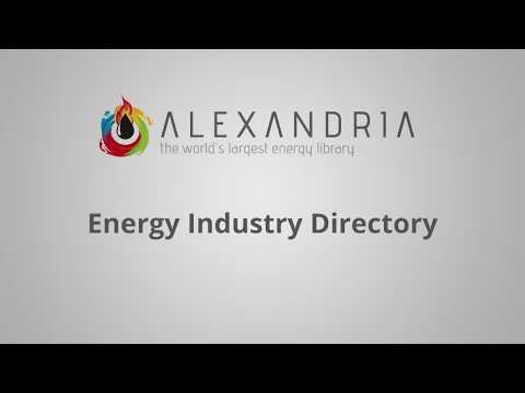Energy Industry Directory