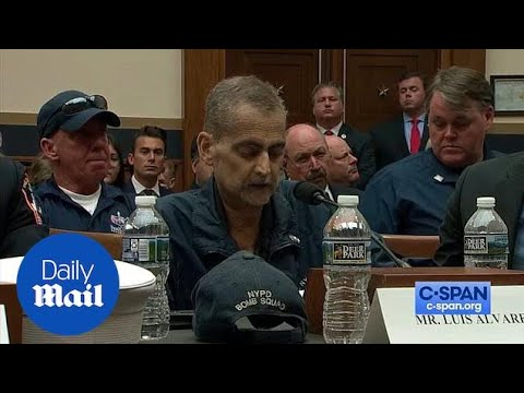 Ron Verb - 9/11 First Responder Who Testified With Jon Stewart Is Now In Hospice Care